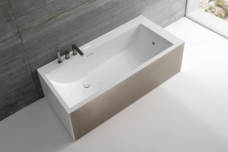 Giano Badewanne Airpool  by  Rexa Design