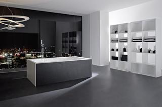 Giano bath shelf freestanding  by  Rexa Design