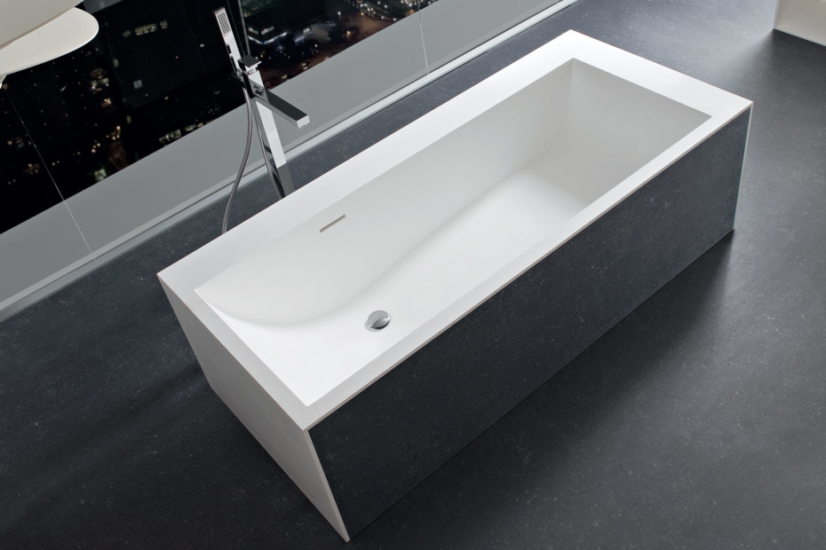 Giano bathtub detached