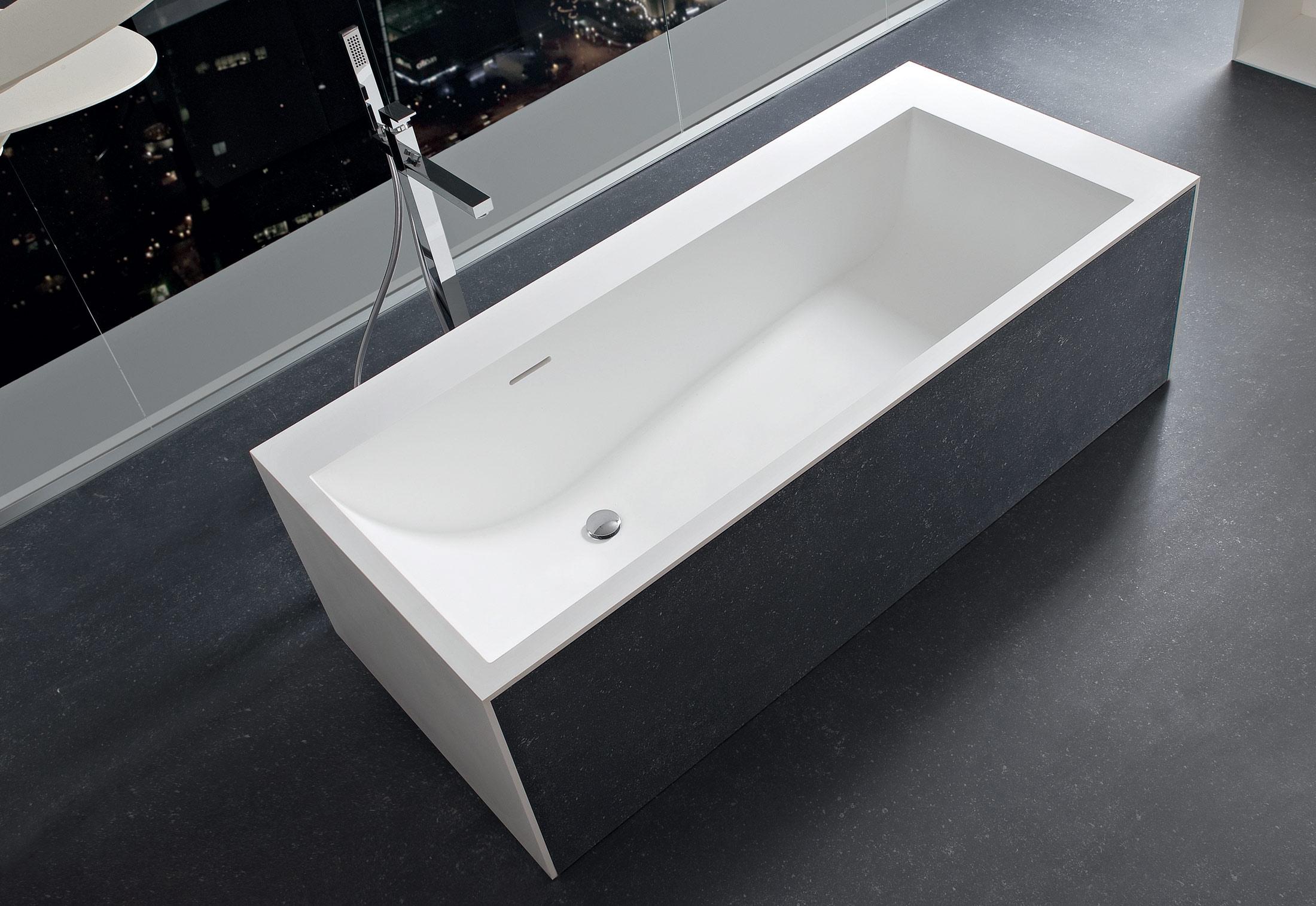 giano badewanne freistehend von rexa design stylepark. Black Bedroom Furniture Sets. Home Design Ideas