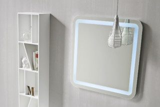 Giano mirror small  by  Rexa Design
