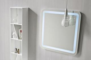 Giano mirror small  by  Rexa Design