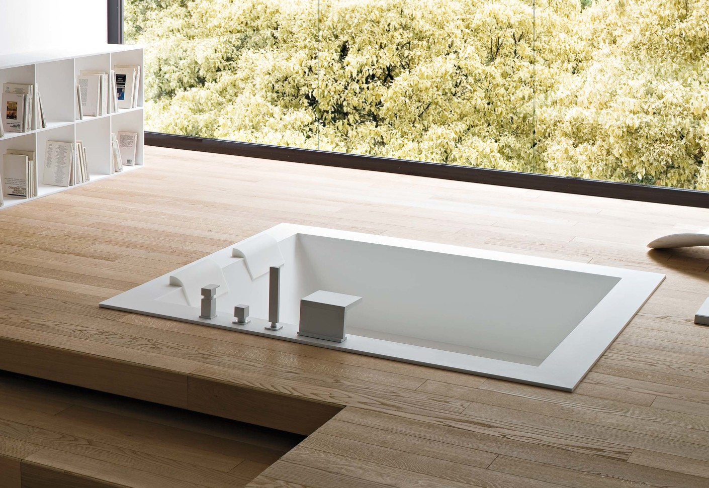 Unico badewanne square by Rexa Design  STYLEPARK