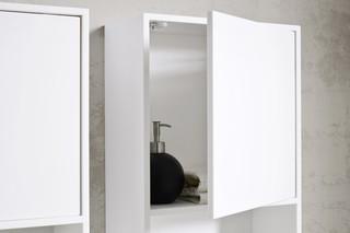 Unico bath shelf  by  Rexa Design