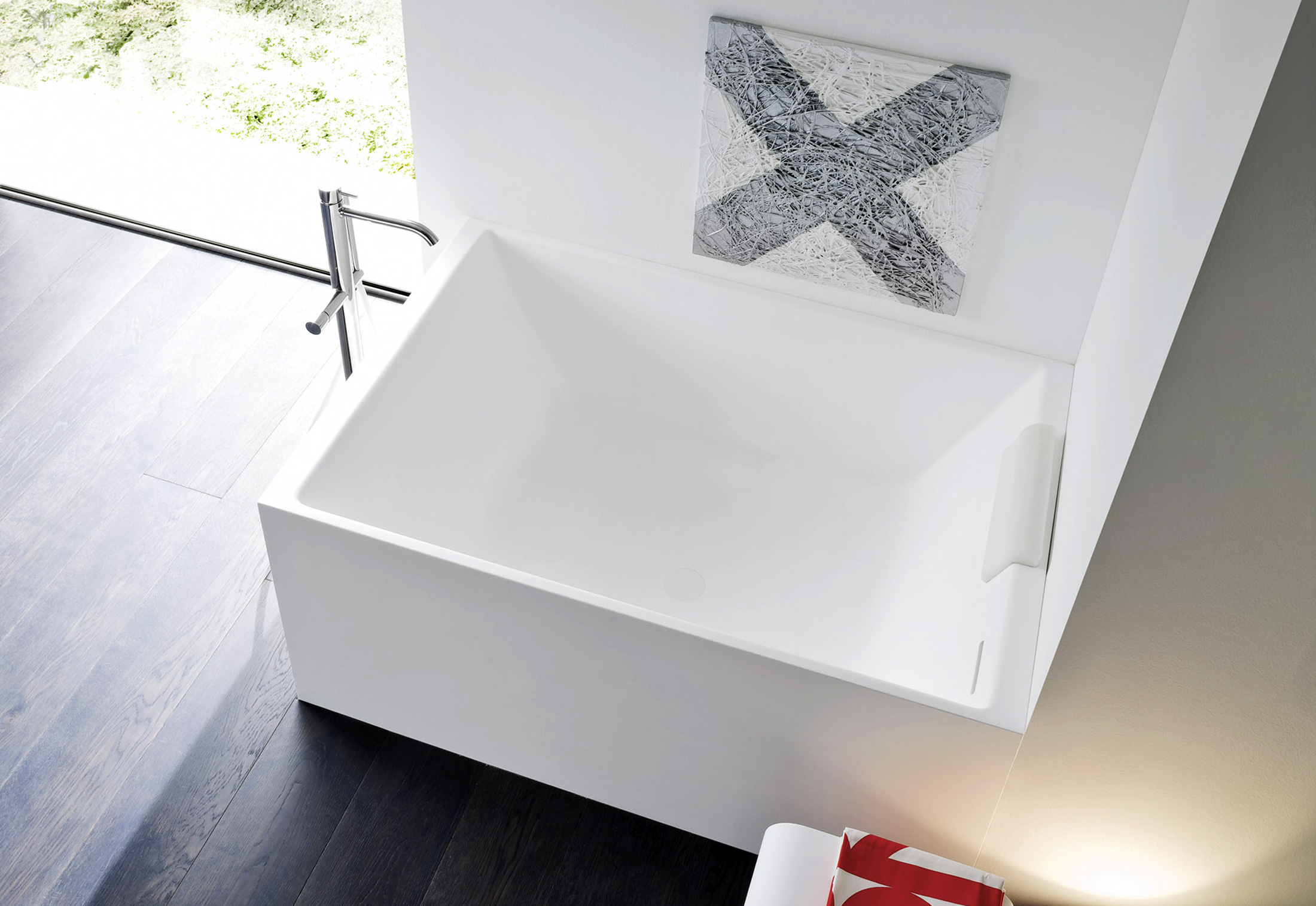 Unico bathtub mini by rexa design stylepark for Mini badewanne