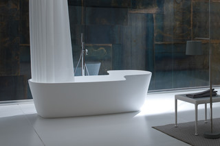 Unico bathtub rolling  by  Rexa Design