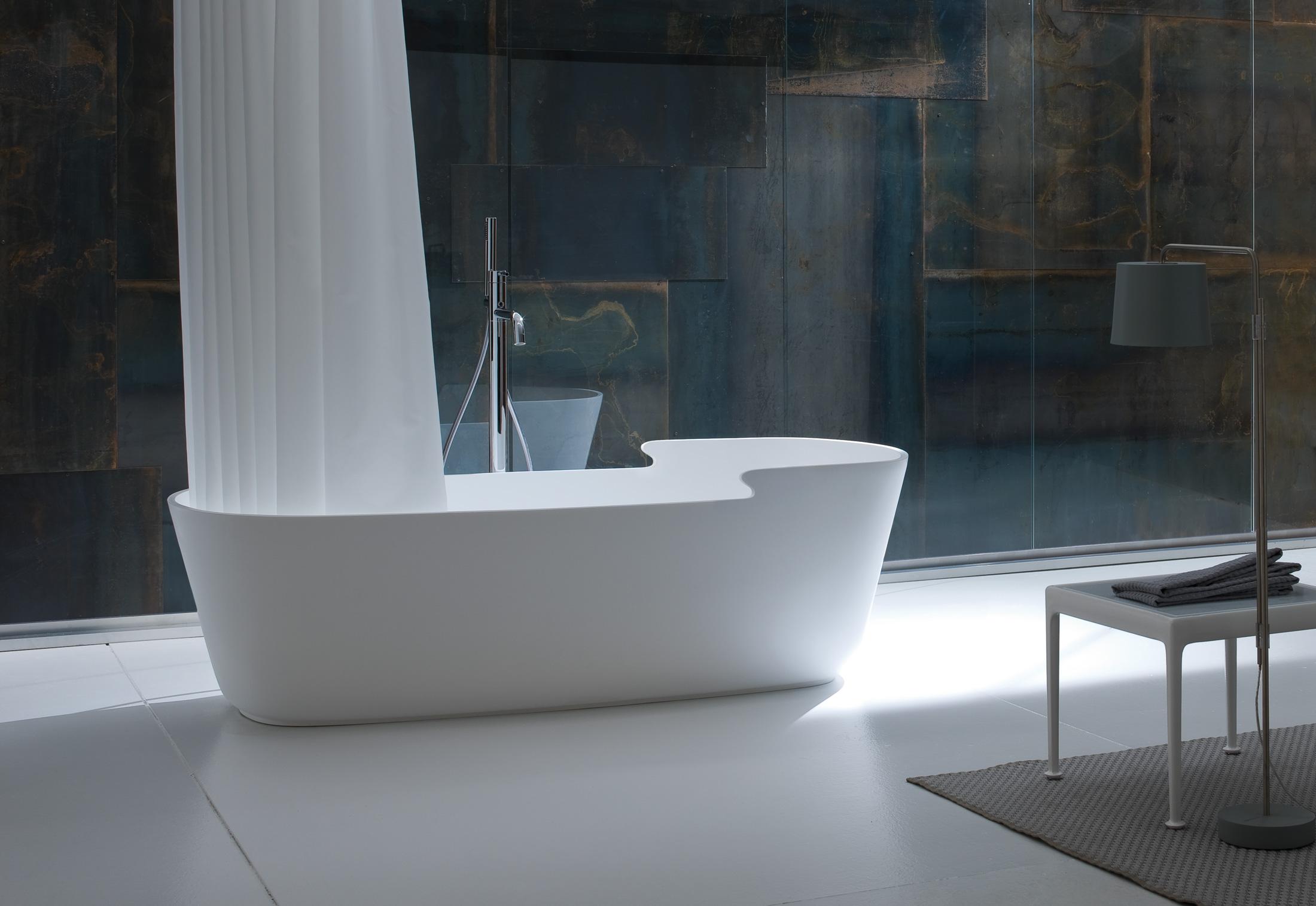 Unico bathtub rolling by Rexa Design | STYLEPARK