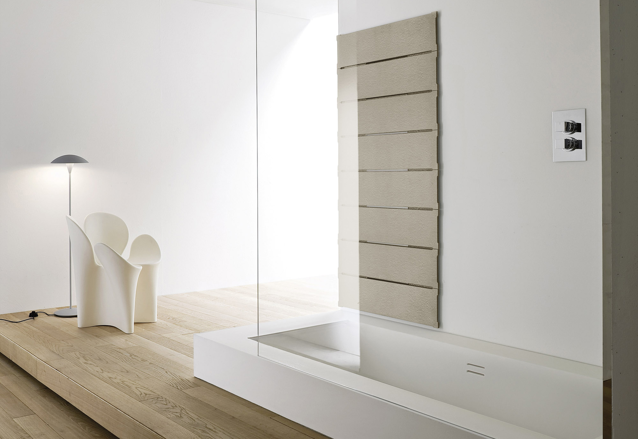 Unico Bathtub Shower System By Rexa Design