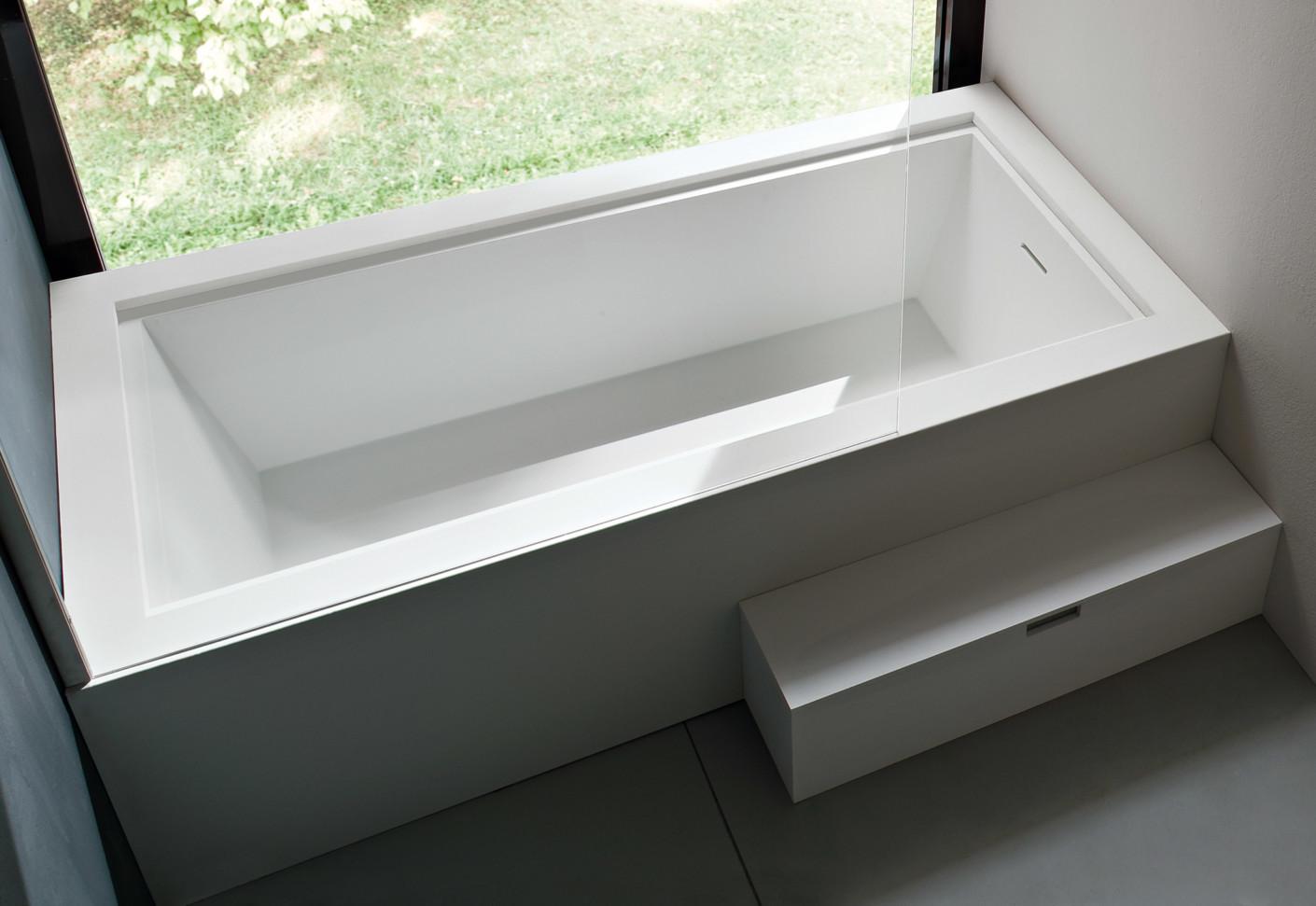 Unico badewanne mit abdeckung von rexa design stylepark for Top bathtub brands