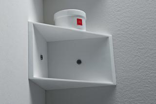 Unico corner shelve  by  Rexa Design