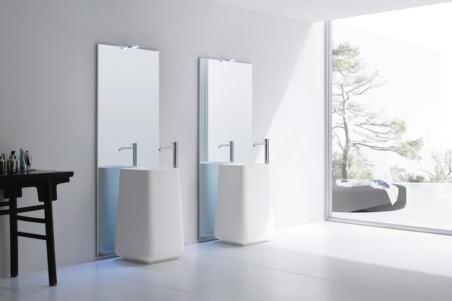 Unico Opus Waschtisch freestanding