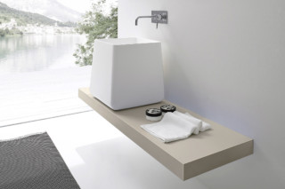 Unico Opus washbasin  by  Rexa Design