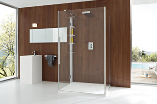 Unico shower system  by  Rexa Design