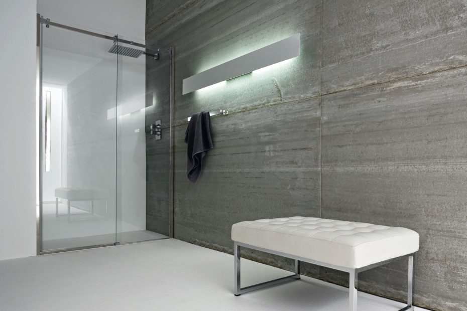 Unico shower system