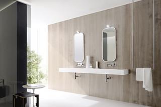 Unico Waschtisch integriert  von  Rexa Design
