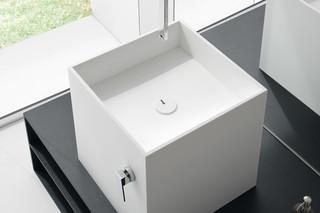 Unico washbasin  by  Rexa Design