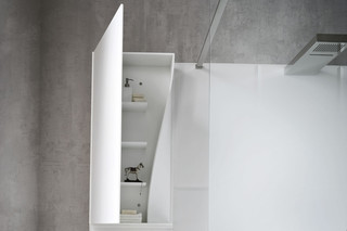 Warp shelf large  by  Rexa Design