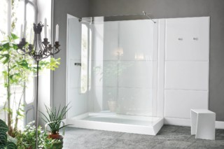 Warp shower  by  Rexa Design