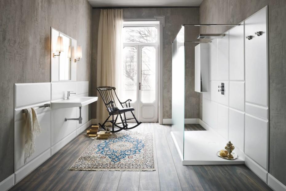 Warp shower
