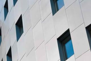 Tile Systems pre-weathered-pro blue grey  by  Rheinzink