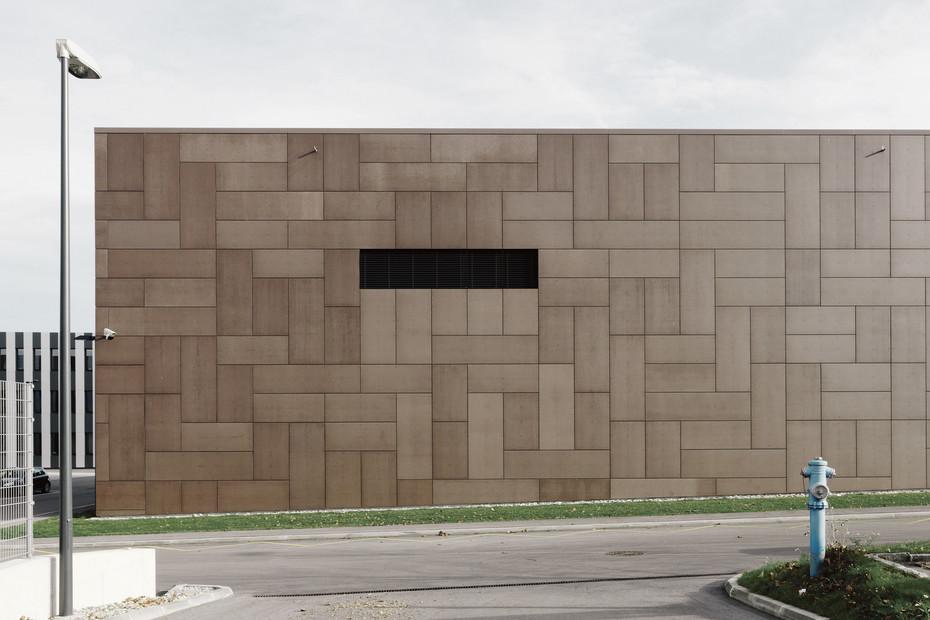 concrete skin, Kulturdepot St. Pölten, terra