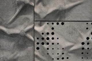 concrete skin Fassadenbekleidung, Spezial  von  Rieder