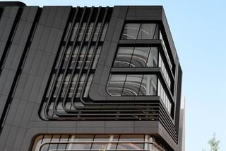 concrete skin, LLC Uni Vienna, anthracite  by  Rieder