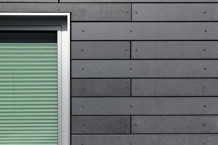 öko skin, Bürogebäude Glaskontor, Gießen, liquid black