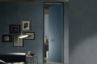 Luxor swing door  by  Rimadesio