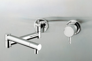 Cardano single lever kitchen basin mixer two pieces  by  Ritmonio
