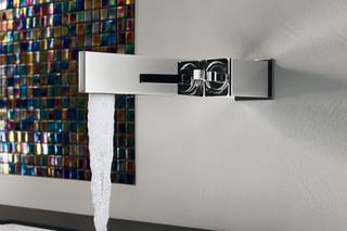 Tetris Waschtischmischer Wand  von  Ritmonio