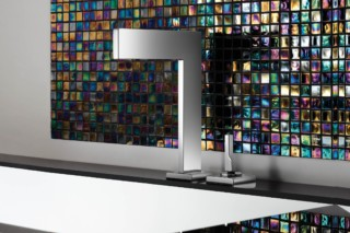 Tetris built-in basin mixer  by  Ritmonio