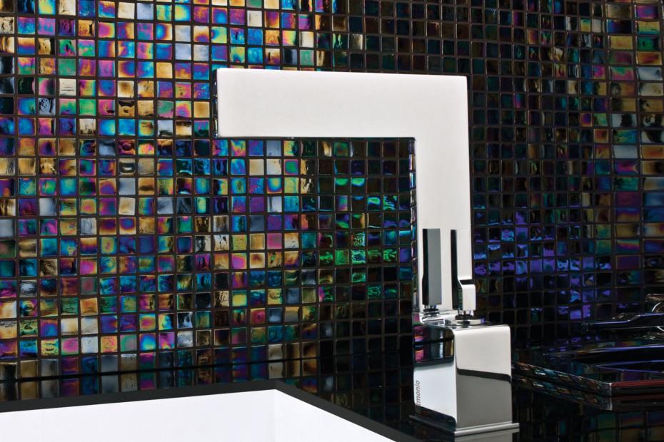 Tetris Waschtischmischer