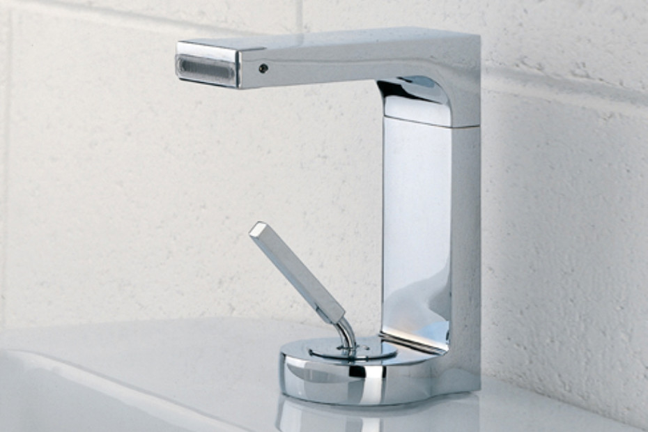Waterblade_j basin mixer small