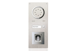 Acero door station with fingerprint sensor  by  Ritto