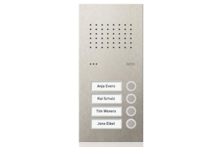 Acero Pur Stainless Steel Door Station  by  Ritto