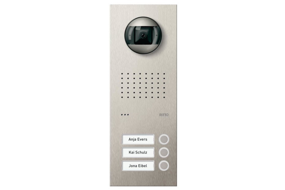 Acero Pur Stainless Steel Video Door Station