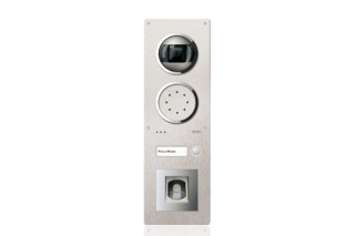 Acero video door station with fingerprint sensor  by  Ritto