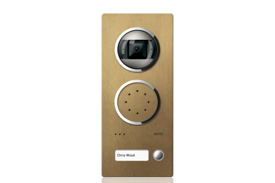 Acero video door station