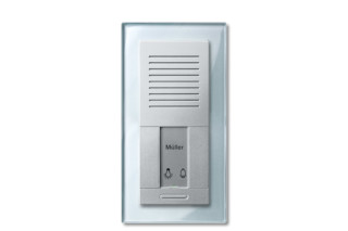 Handsfree intercom MPlan glass  by  Ritto