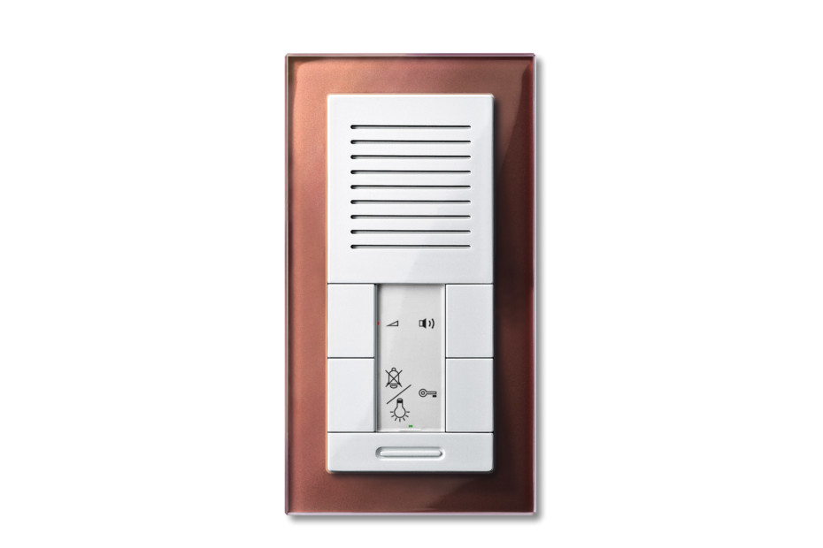 Handsfree intercom MPlan glass
