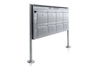 Portier Briefkastensystem freistehend, 8fach  von  Ritto