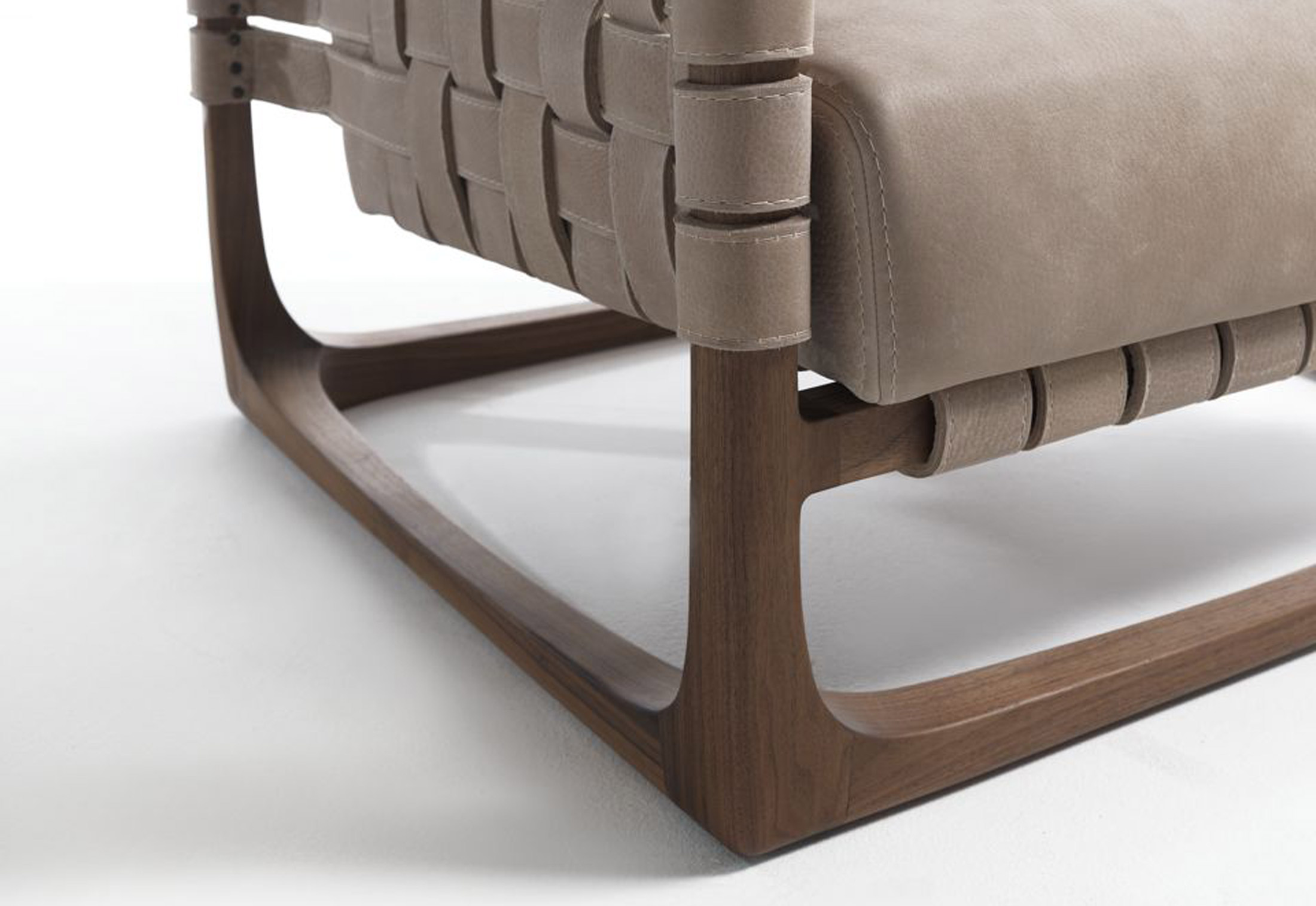 Bungalow Armchair By Riva 1920 Stylepark