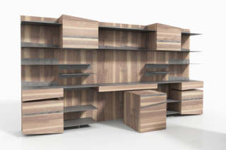 Implement Office bookshelf  by  RIVA 1920