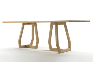 Pan table  by  RIVA 1920