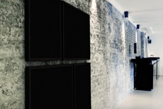 Perforated Acoustic Module, Wall  by  RMIG