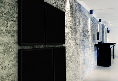 Perforated Acoustic Module, Wall