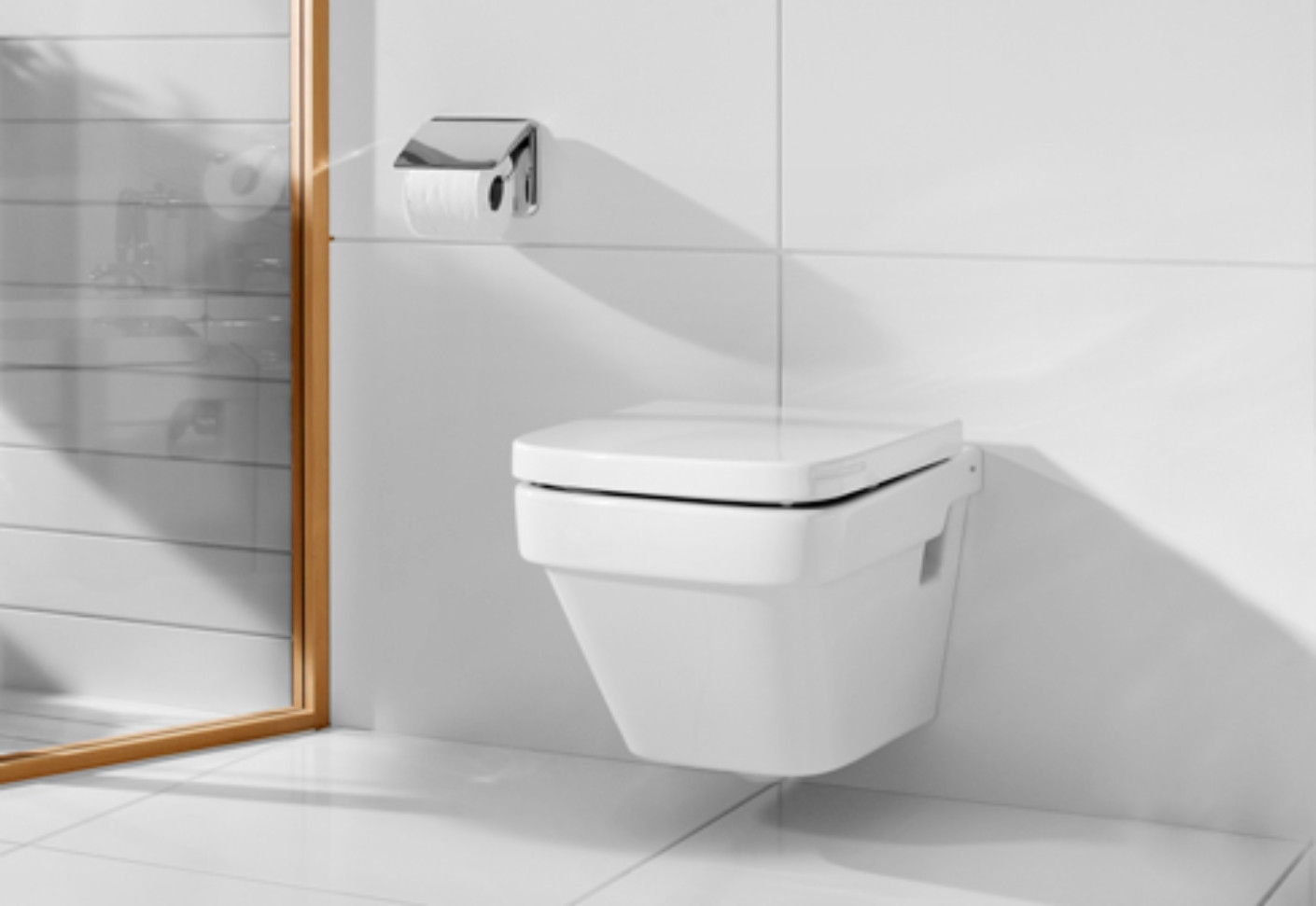 Dama wc by roca stylepark for Roca dama toilet
