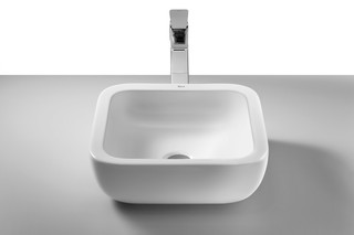 Khroma washbasin narrow  by  Roca