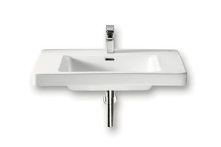 Khroma washbasin wall mounted  by  Roca
